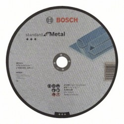 Pak Bosch doorslijpschijf standard for Metal 230mm (25)