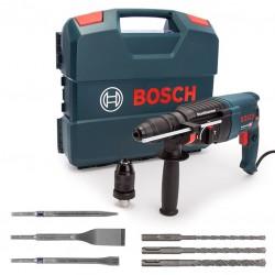 Bosch boorhamer GBH 2-26F  + acc.(06112A4002)